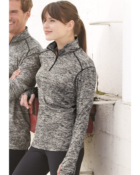 Blend Women's Quarter-Zip Pullover