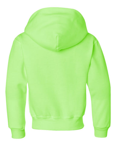 NuBlend Youth Hooded Sweatshirt