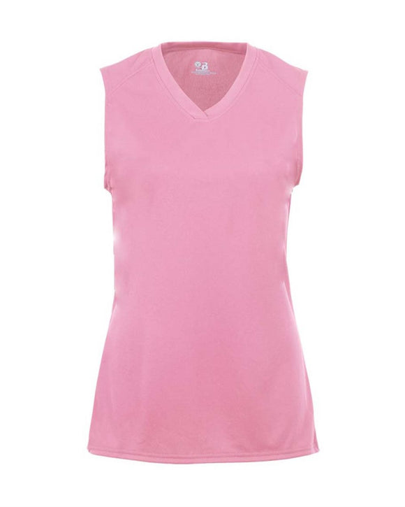 B-Core Girls' Sleeveless T-Shirt