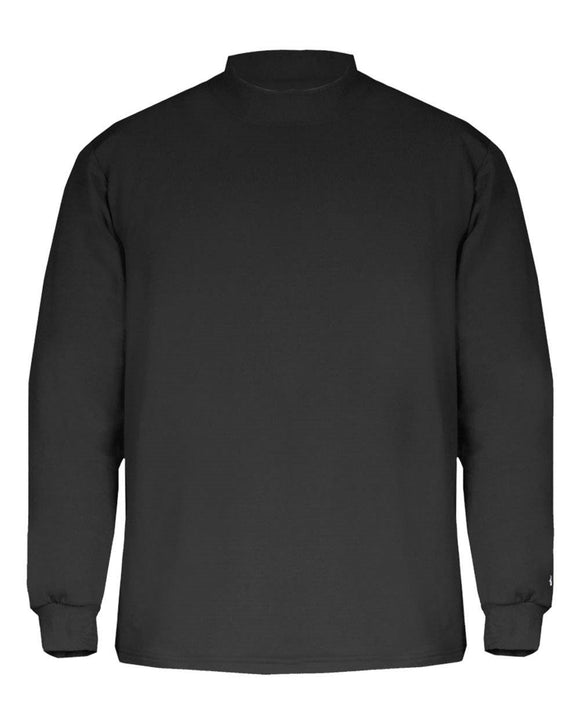 B-HOT Loose Long Sleeve Mock