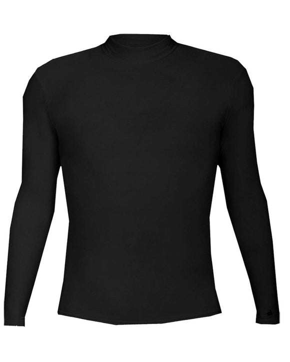 B-HOT Compression Long Sleeve Mock
