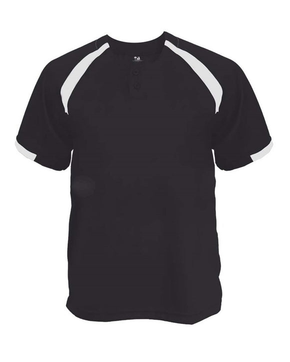 B-Core Youth Competitor Placket Jersey