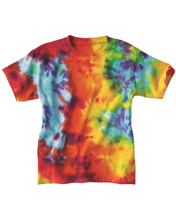 Youth Novelty Tie Dye T-Shirts