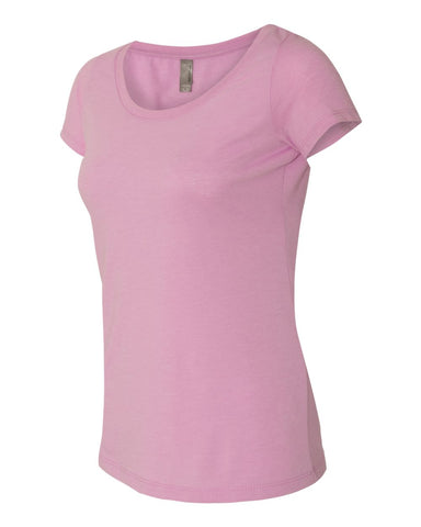 Women's Triblend Scoop