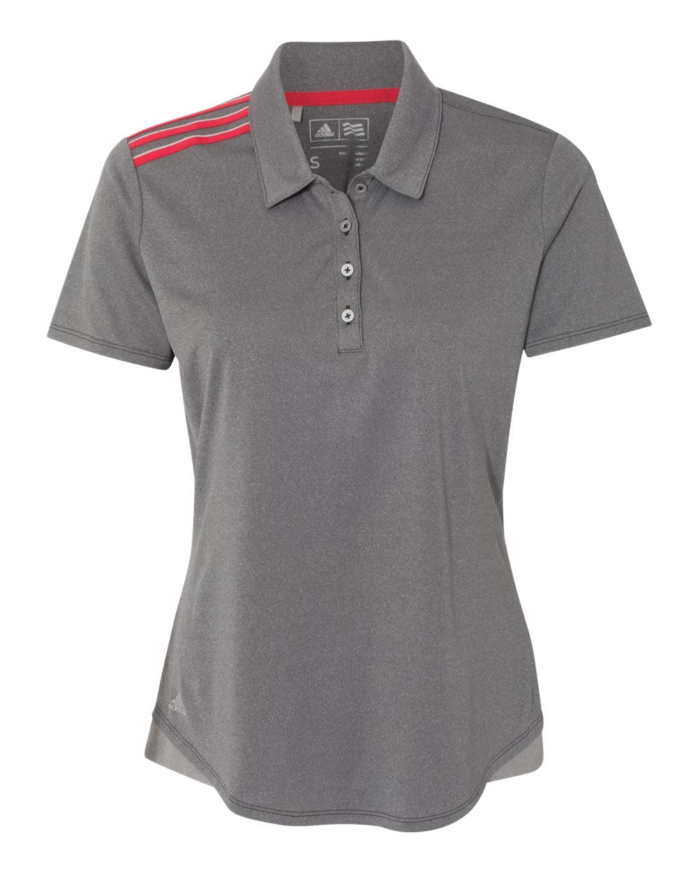 Women's Climacool 3-Stripes Shoulder Sport Shirt