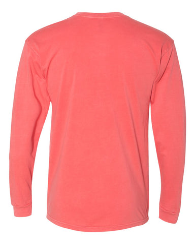 Inspired Dye Long Sleeve Crew