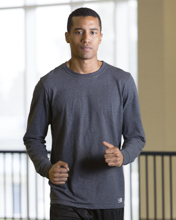 Essential Long Sleeve 60/40 Performance Tee