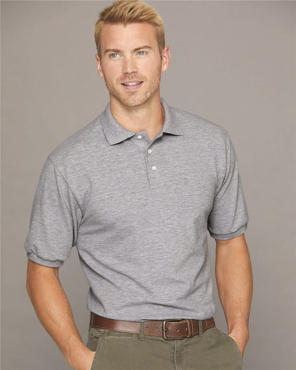 100% Ringspun Cotton Pique Sport Shirt