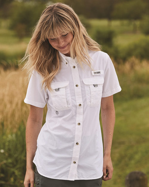 Women's PFG Bahama? Short Sleeve Shirt