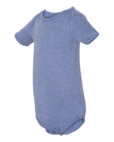 Baby Triblend Short Sleeve Onesie