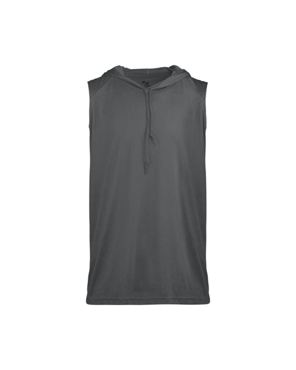 Youth B-Core Sleeveless Hooded Tee