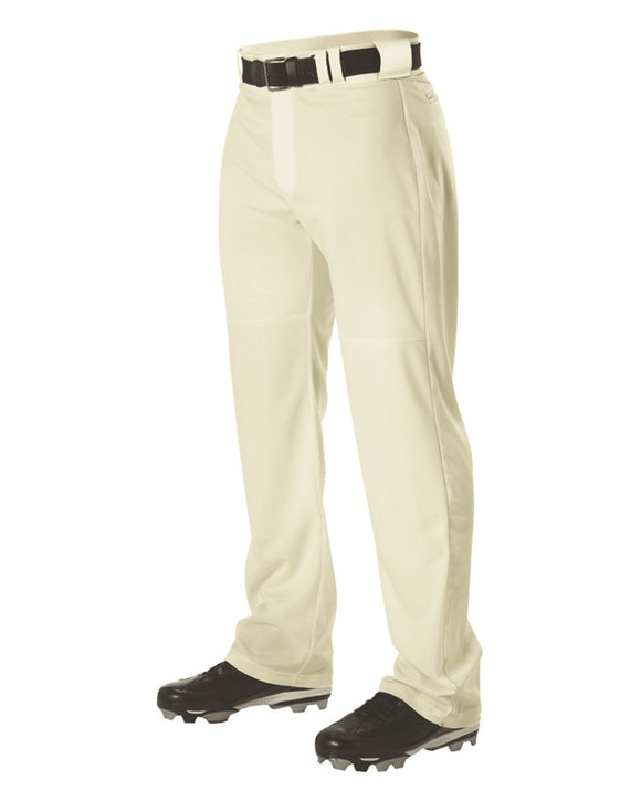 Youth Warp Knit Wide Leg Baseball Pants