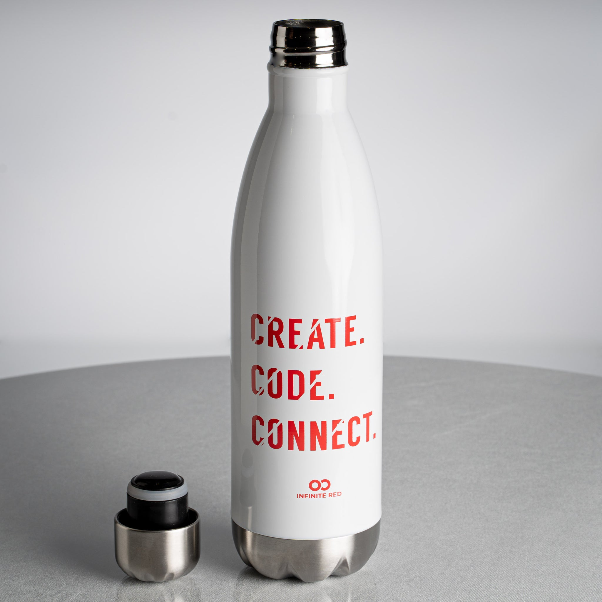 Create Code Connect Water Bottle