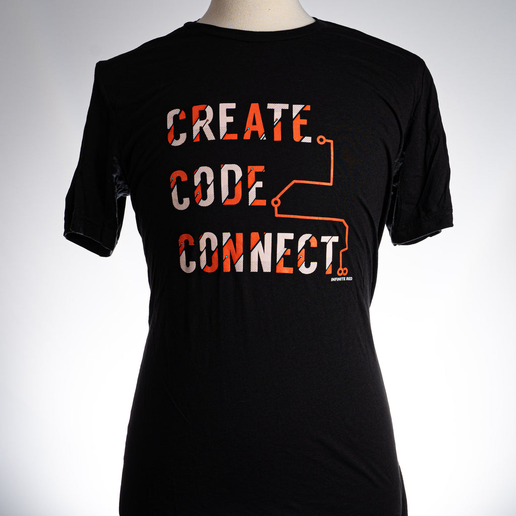 Create Code Connect T-Shirt
