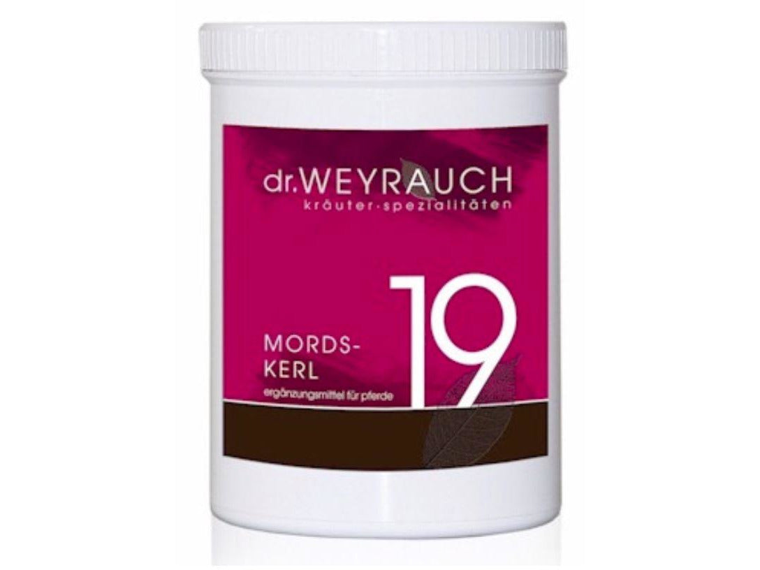 Supplement - Dr. Weyrauch Mordskerl Nr. 19