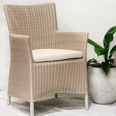 Maize Chair Oyster - Gro Urban Oasis