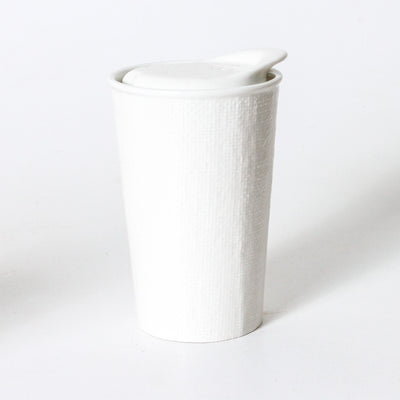 Ceramic Travel Cup Tall - Gro Urban Oasis
