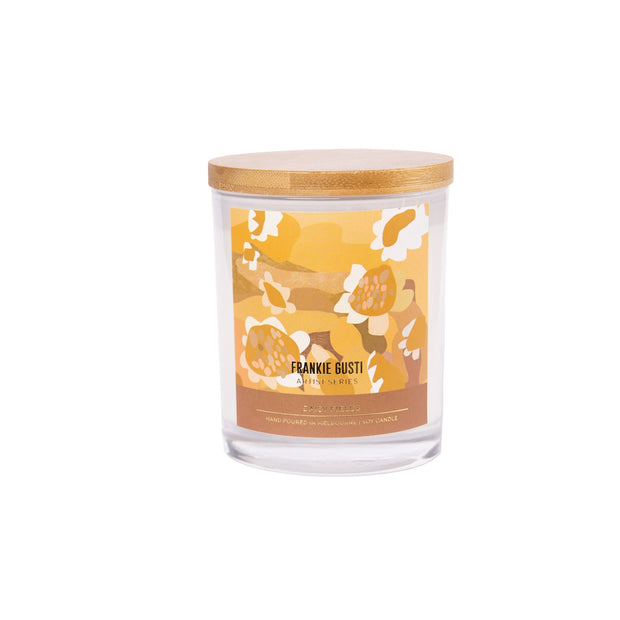Frankie Gusti Candle Artist Series - Daisy Fields - Gro Urban Oasis