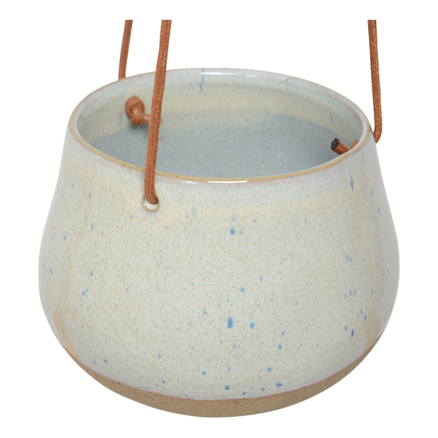 Toscana Hanging Pot Cream - Gro Urban Oasis