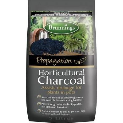 Brunnings Horticultural Charcoal 5L - Gro Urban Oasis