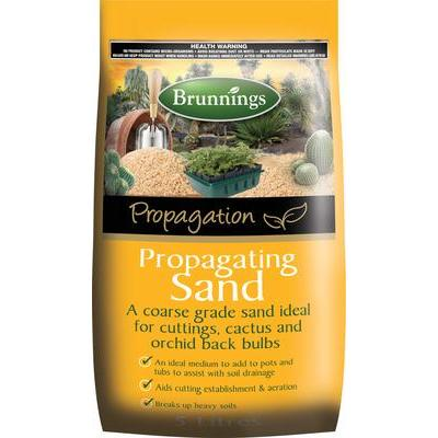 Brunnings Propagating Sand 5L - Gro Urban Oasis