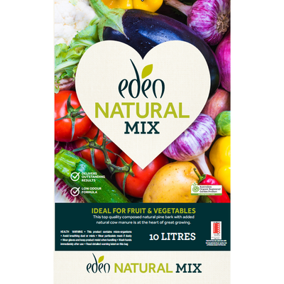Eden Natural Fruit & Vegetable - Gro Urban Oasis