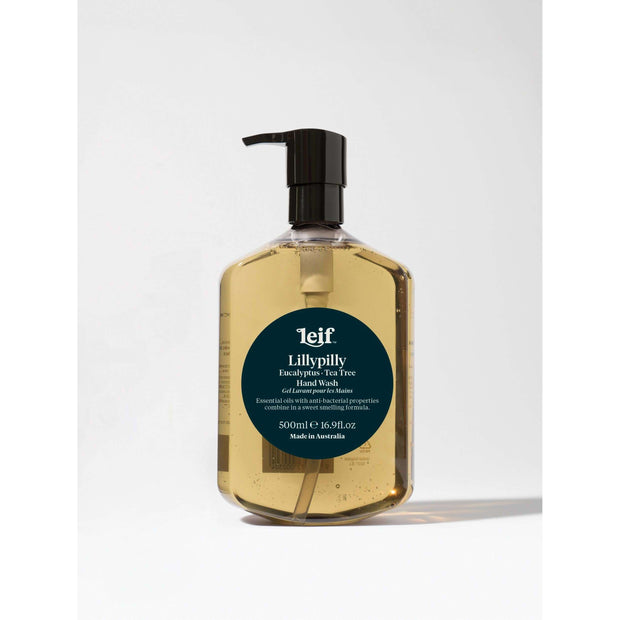 Leif Hand Wash 500ml Lillypilly - Gro Urban Oasis
