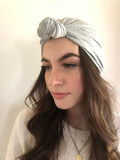Grey Hair Turban