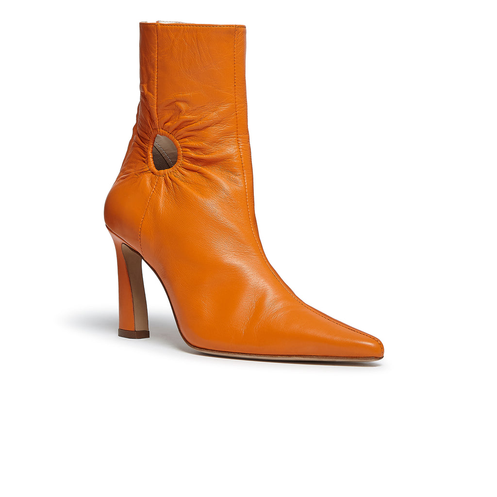 Fory Boot Orange Front