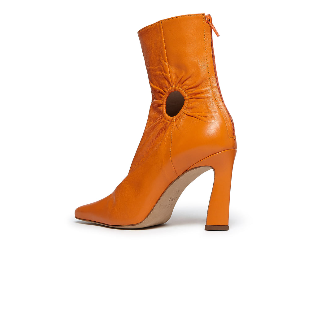 Fory Boot Orange Back