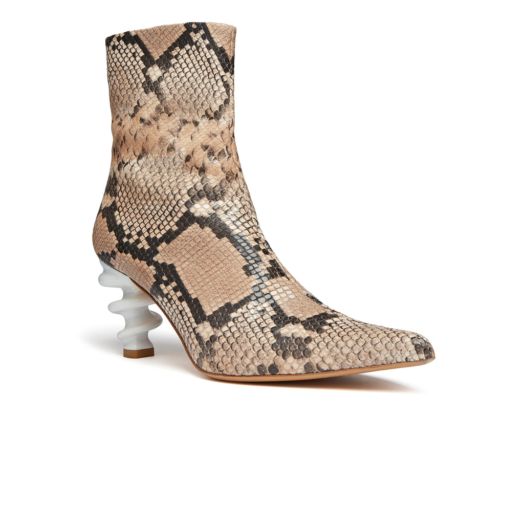 Island Boot Snake Front
