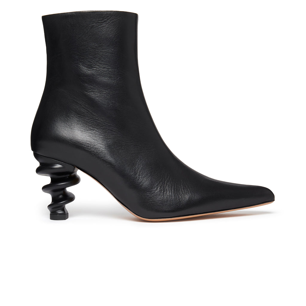 Island Boot Black Side