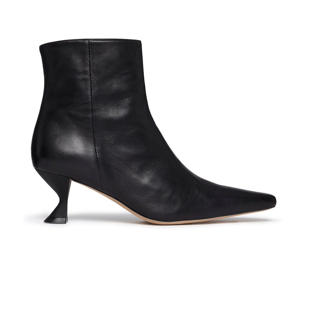 Silex Ankle Boot Black Side