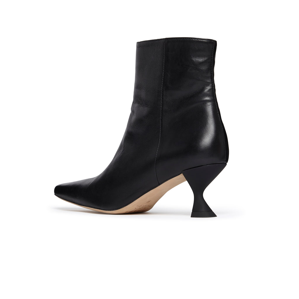 Silex Ankle Boot Black Back