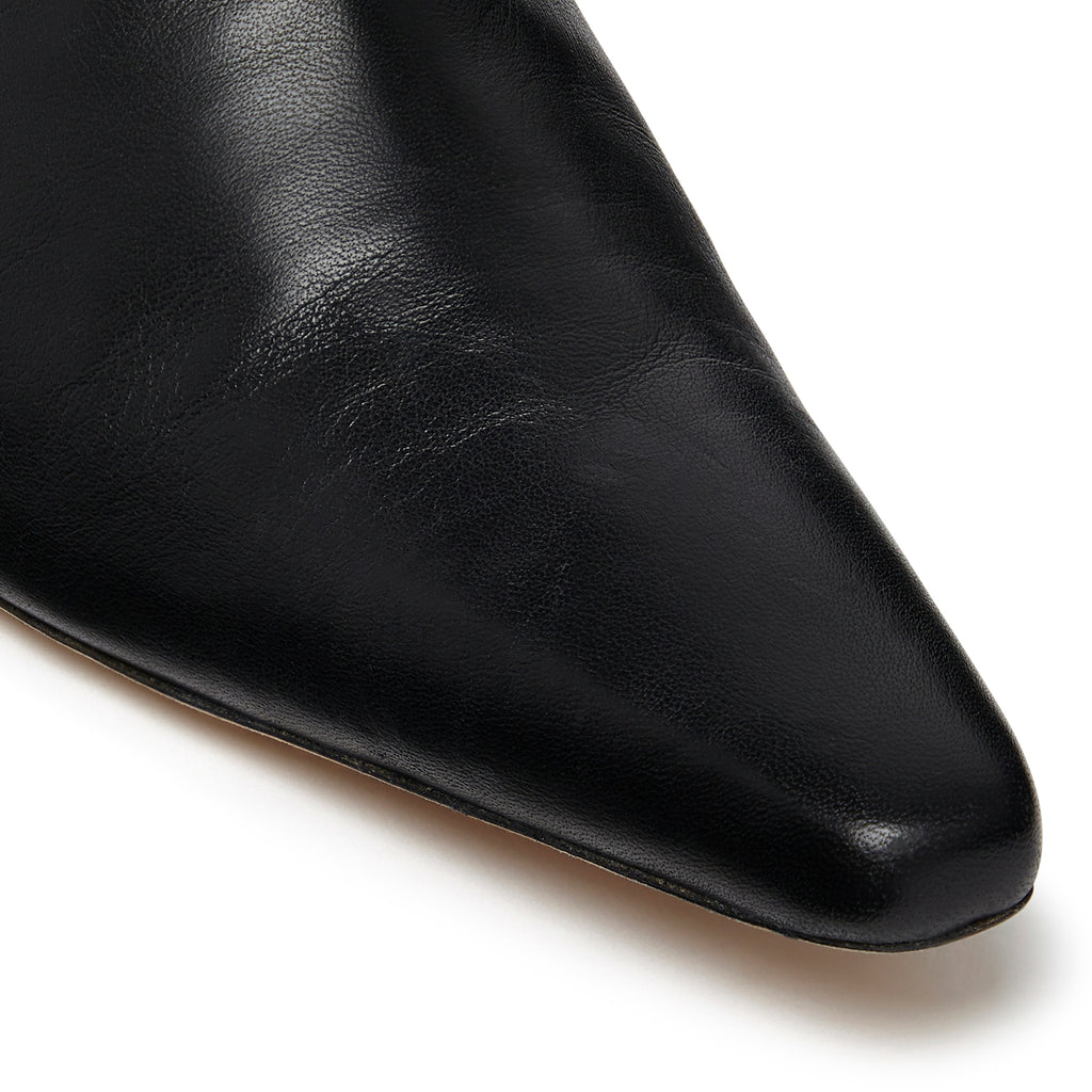 Silex Ankle Boot Black Detail