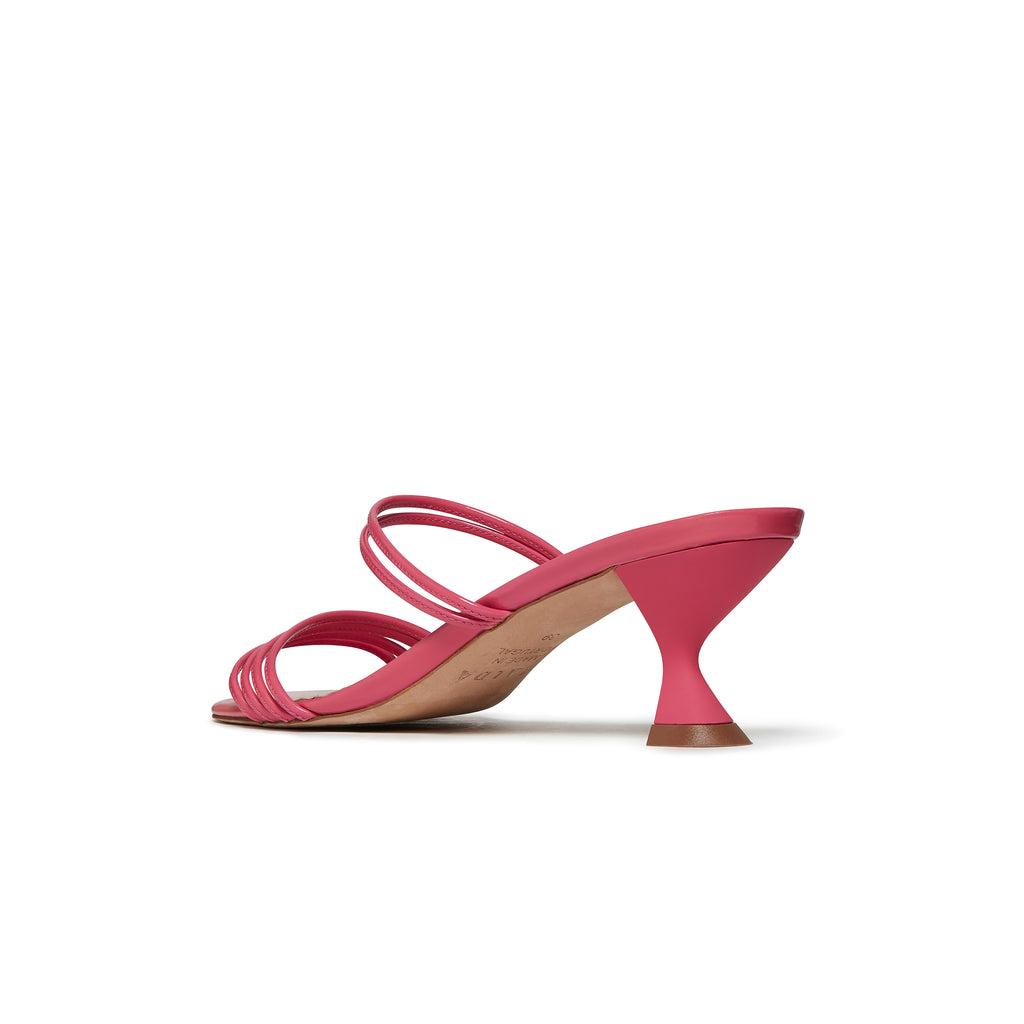 Kalda Simon Mini Sandal Pink back