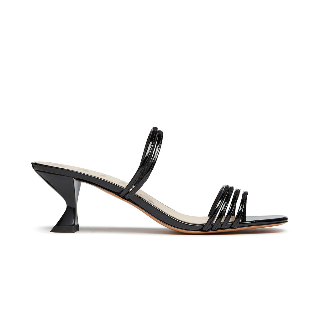 Simon Mini Sandal Black Side