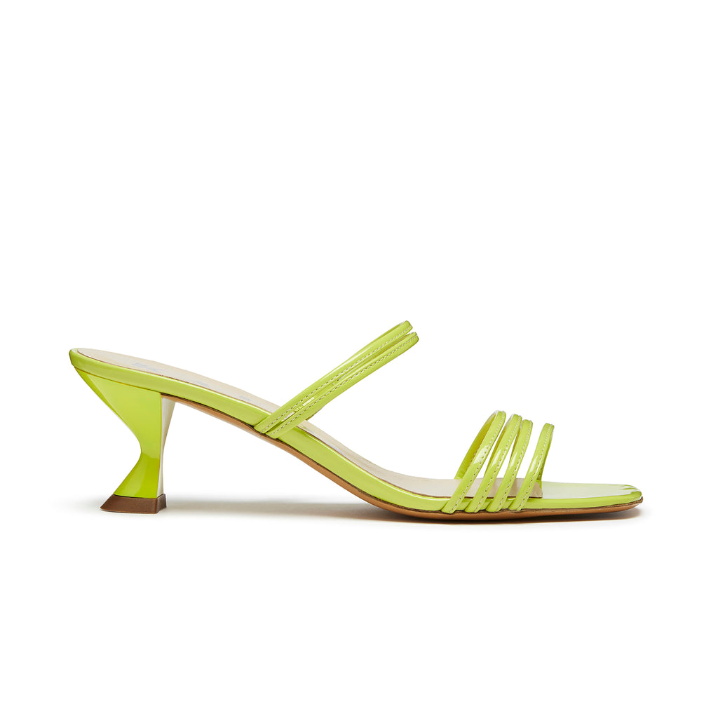 Kalda Simon Mini Sandal Green side