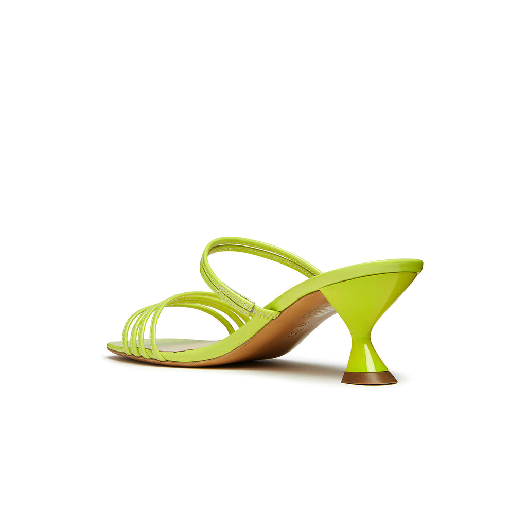 Kalda Simon Mini Sandal Green back