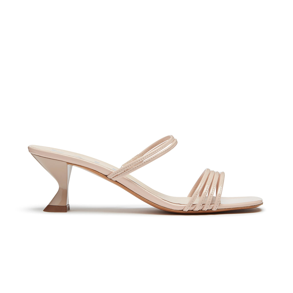 Kalda Simon Mini Sandal Nude side