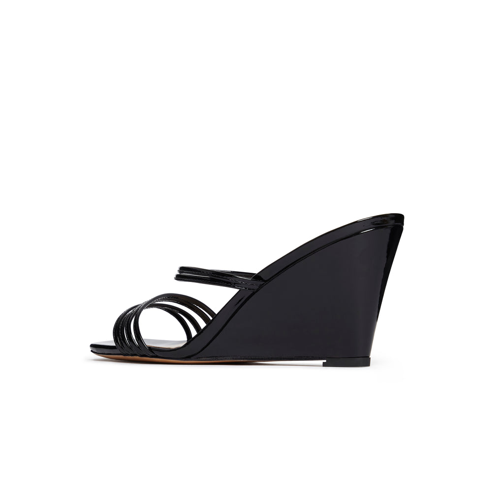 Kalda Simon Wedge Black back