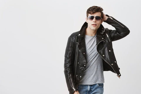 perfecto rock homme - CLOOK