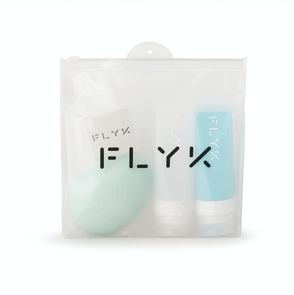 FLYK Travel Mix Pack (Free Shipping Aus)