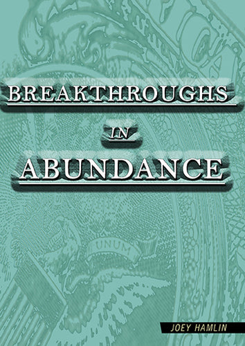 Breakthroughs In Abundance
