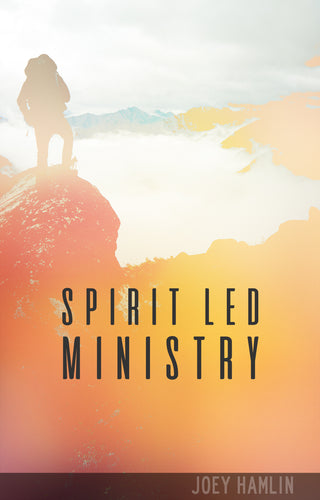 Spirit Led Ministry (Book)