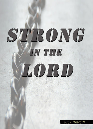 Strong In Lord