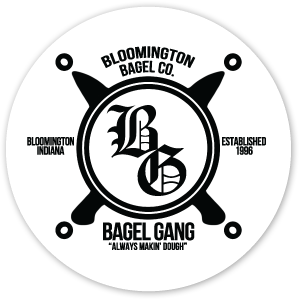 Bagel Gang Sticker