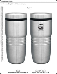 Stainless BBC Thermal Tumbler