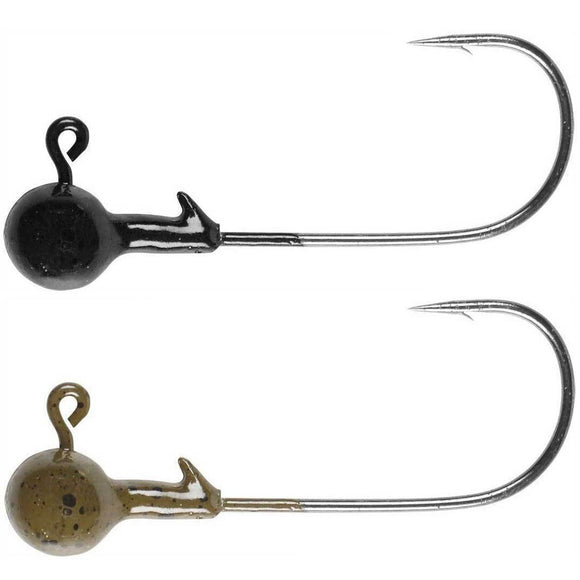 Pro Series Ball Jig Head | SpotSticker Baits | BigFishOn.com