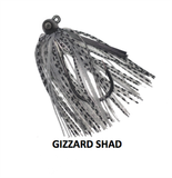 Gizzard Shad | Tungsten Hammerhead Jig | Queen Tackle | BigFishOn.com